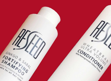 Featured Blogger: Review of Reseed Women's Fortifying Shampoo and Ultra Volume Conditioner