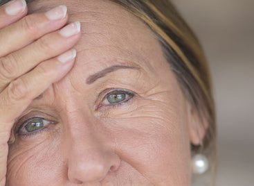 The Menopause and hair loss