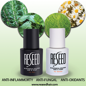 Reseed R8 Botanical Solution for Men and for Women