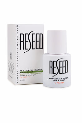 RESEED R8 Botanical Solution for Women 50 ml - Reseed Hair Care