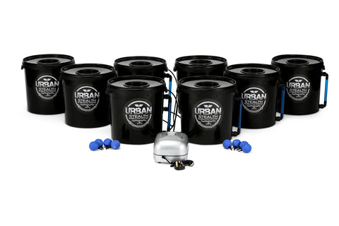 Stealth 20L Bubble Pot x8