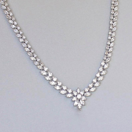 Crystal Bridal Necklace,  COLETTE 2
