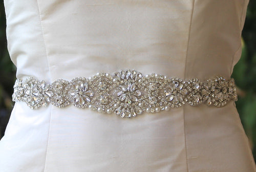 Wedding Dress Belt, ALOHA SL