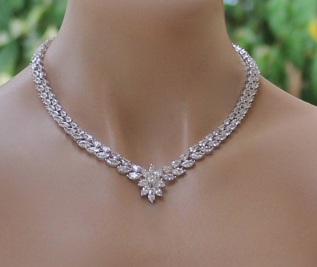 Wedding Necklace,  COLETTE 2