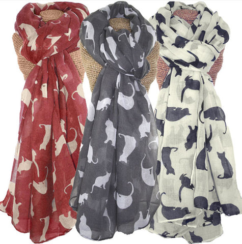 tattypuss scarves