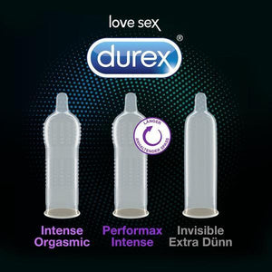 Durex Suprise Me Deluxe Kondome 30er - Black Box
