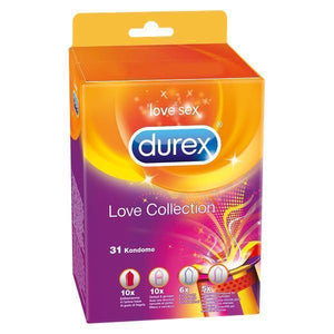 Durex Love Collection Kondome 31 Stück