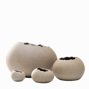 Vases collection Coquilles - Les P'tits Fouineurs