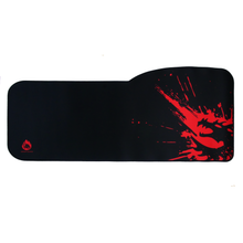 Deep Red Dragon Gaming Mouse Pad with Edge Stitching XL OnFire Gaming