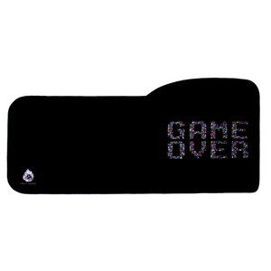 Retro GAMEOVER OnFire Gaming Mouse Pad with Edge Stitching XL OnFire Gaming