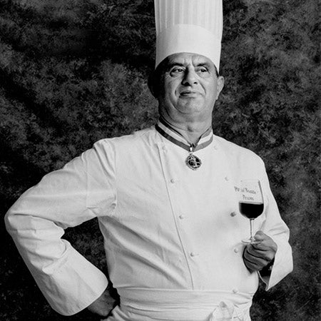 Honouring Paul Bocuse
