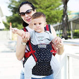 Gailis Ergonomic Multi Position Organic Cotton Baby Carrier Sling-baby carrier-Free Item Online