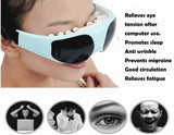 Electric Forehead Eye Massager Anti Wrinkle Migraine Device Alleviate Fatigue-Free Item Online