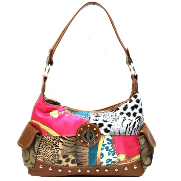 Women Shoulder Fashion Handbag AYB0-Handbag-Free Item Online