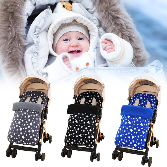 Twinkle Newborn Baby Winter Warm Sleeping Bags Sleepsack Fleece Swaddle Stroller Foot muff-baby swadle footmuff-Free Item Online