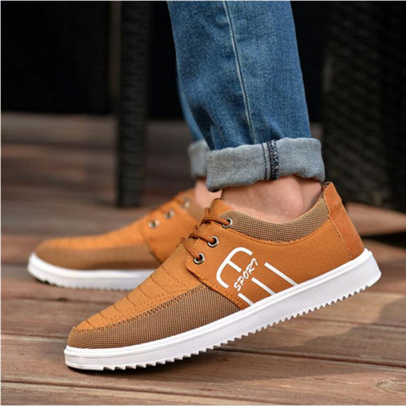 Jenkins Brand Men Casual Shoes Breathable High Quality Fashion Men Trainers Luxury Footwear-Men Shoes-Free Item Online