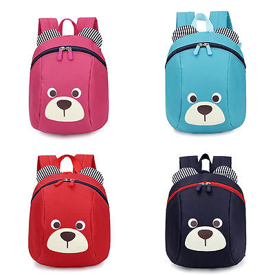 Toddler Kids Girls Boys Baby Costume Animal Fun Small Backpack PU Bag 1-5 years