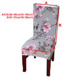 Slipcover Chair fabric Dinning Covers #345-Chair Slipcovers-Free Item Online
