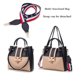 Pearline Designer Crossbody Bag 2 PCS Handbag Set.-handbags sets-Free Item Online