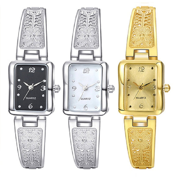 Lori's Fashion Lady's Dress Quartz Wrist Watch Stainless Steel Analog Bracelet-womens wrist watch-Free Item Online