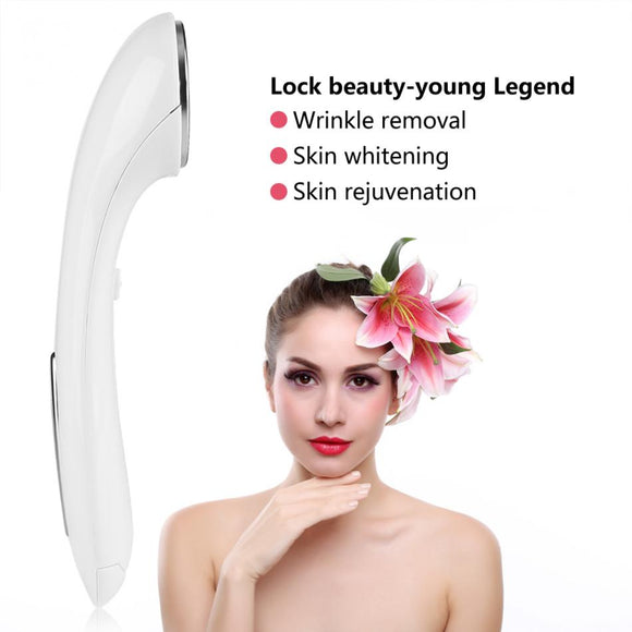 6 IN 1 Electric Anti-aging Ultrasonic Facial Beauty Spa Device-beauty product-Free Item Online