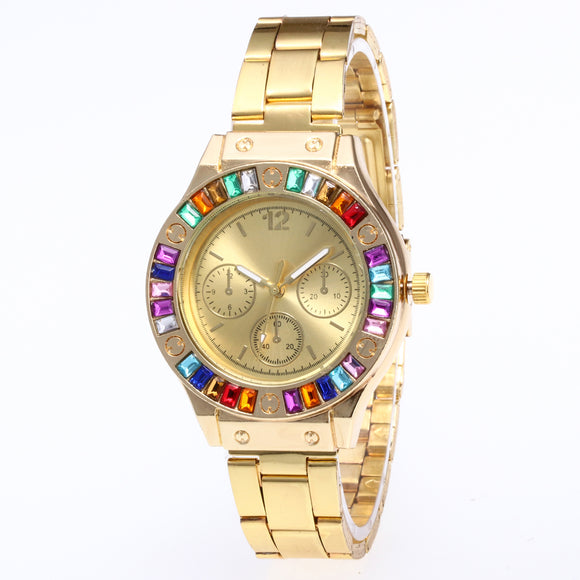 Gailis Top brand Women's Watches-women watch-Free Item Online