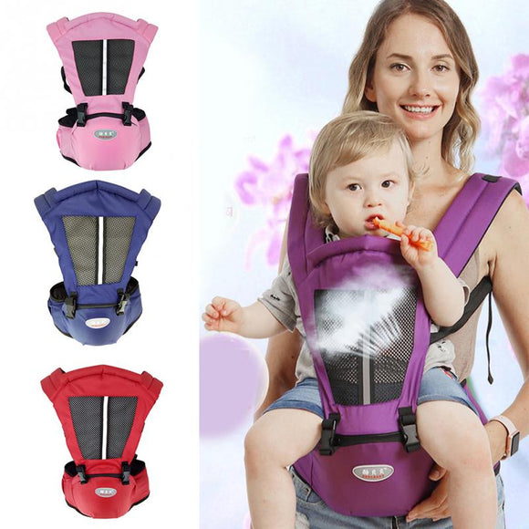 Gailis Ergonomic 5 ways Baby Carrier Portable Infant Hip Seat Breathable Adjustable 0-36 Months-baby-Free Item Online