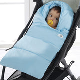 Doodle Cotton Sleeping Bag Warmer Baby Stroller Footmuff-baby footmuff-Free Item Online