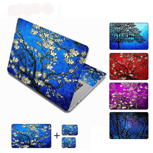 Computee Notebook Skins Laptop Decals Tree Designs-computer skins-Free Item Online