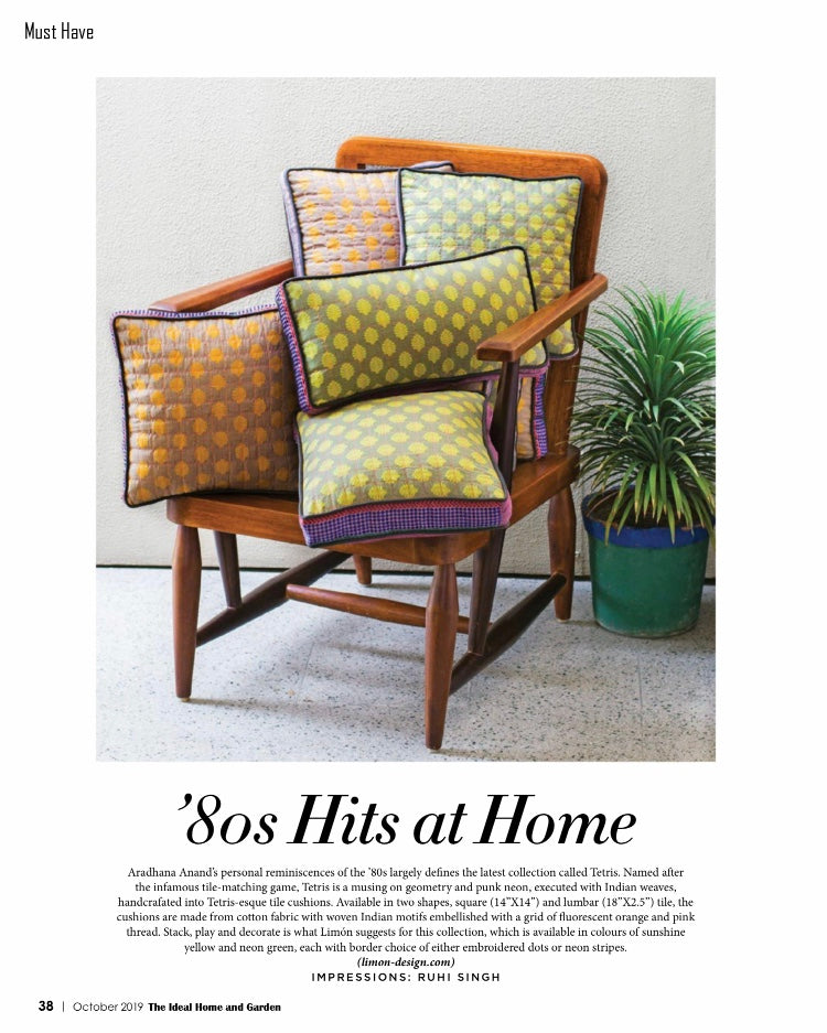 The Ideal Home and Garden | October 2019 | Tetris