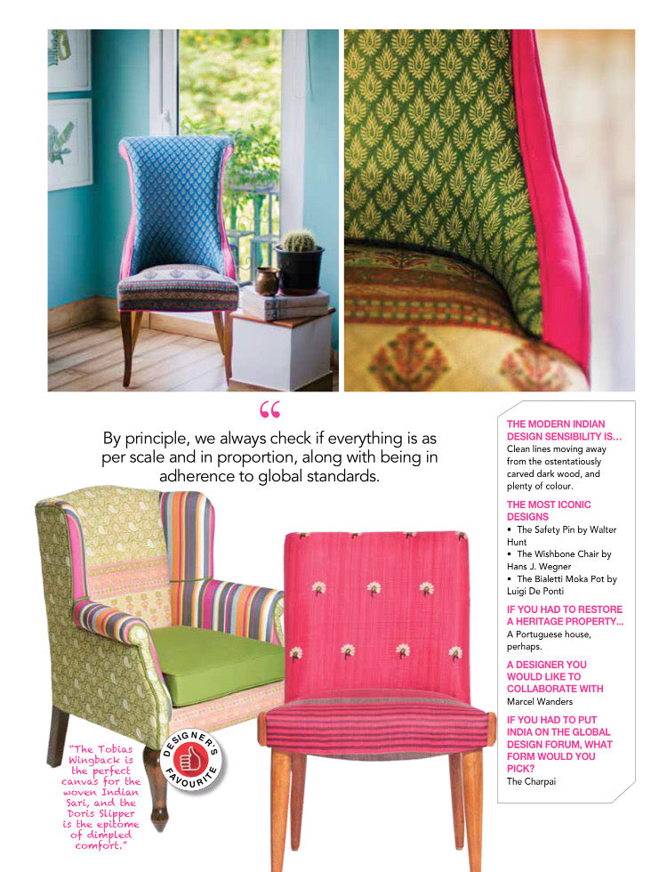 Home & Design Trends | October 2017 issue | Make for India