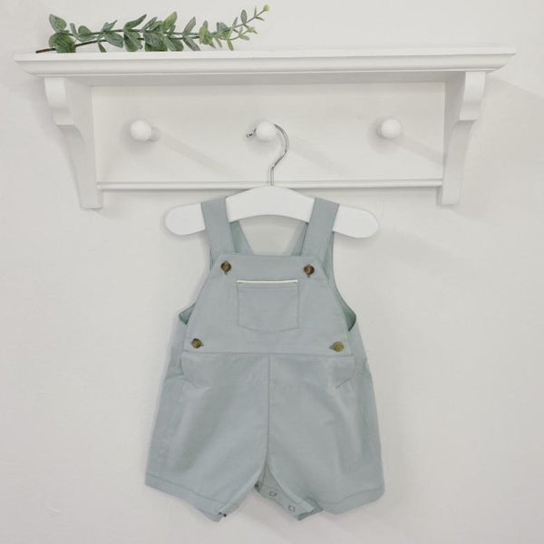 DOT Jade Poplin Tommy Dungaree