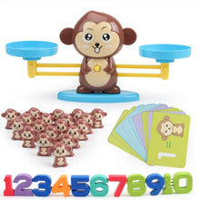 Balance Monkey Learning Toy