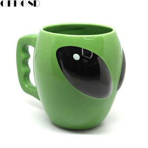 Alien Coffee & Milk Mug
