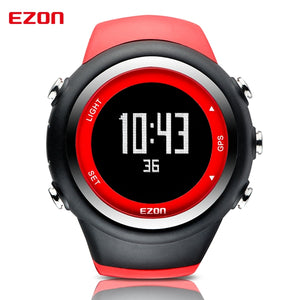 GPS Timing Running Sports Calorie Counter Digital Watches with Distance Pace  Stopwatch 6 colors available