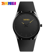 Unisex Ultra Thin 30M Waterproof Wristwatch