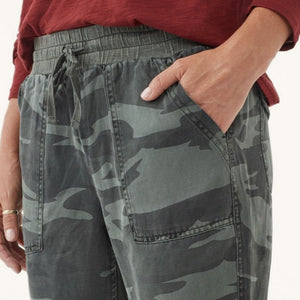camo boardwalk jogger