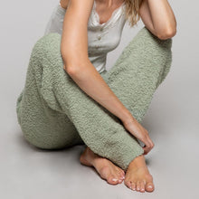 Cozy Berber Fleece Back Pocket Pant