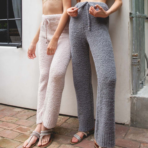 the cozy berber fleece pant