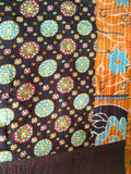KANTHA INDIAN BEDSPREAD Throw A