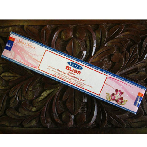 BLISS NAG CHAMPA INCENSE STICKS