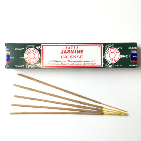 JASMINE NAG CHAMPA INCENSE STICKS