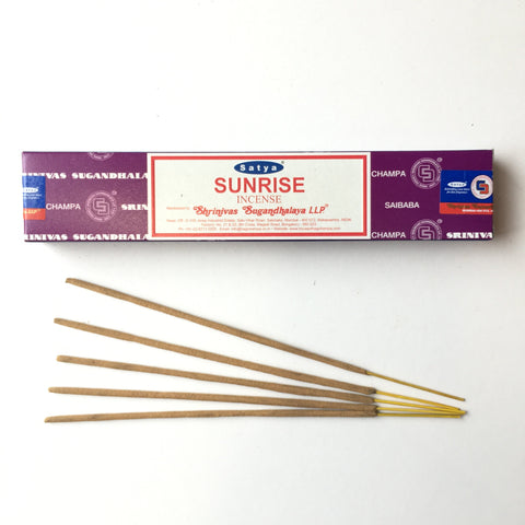 SUNRISE NAG CHAMPA INCENSE STICKS