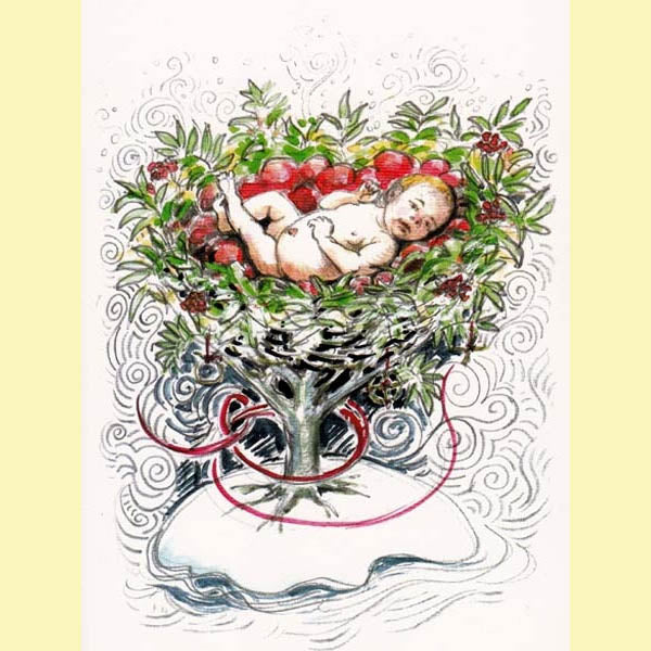 Pagan wiccan greeting cards the quicken tree goddess hedingham fair pagan wiccan greeting cards the quicken tree goddess birthday blank hedingham fair m4hsunfo