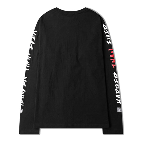 Harder Than Ever Long Sleeve