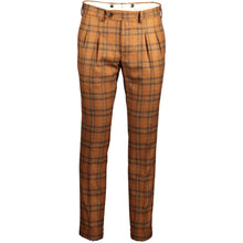 PRINCE OF VALES CHECK TROUSERS