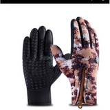 Waterproof & Windproof Touch Screen Gloves