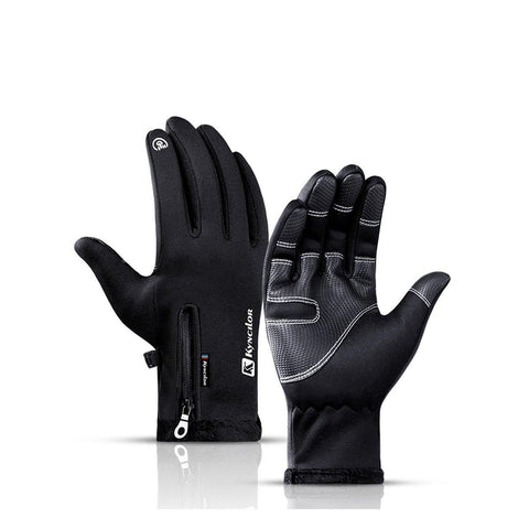 Windproof & Waterproof and Touch Screen Gloves