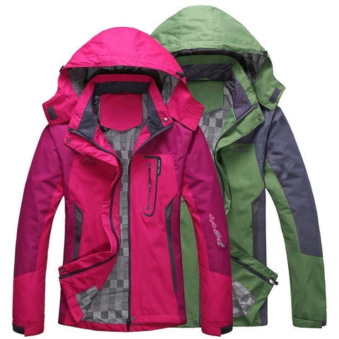 Mountain skin Men Women Jackets