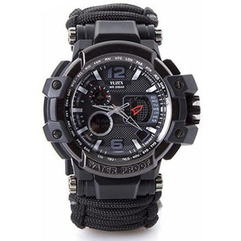 Survival Multifunctional Watch